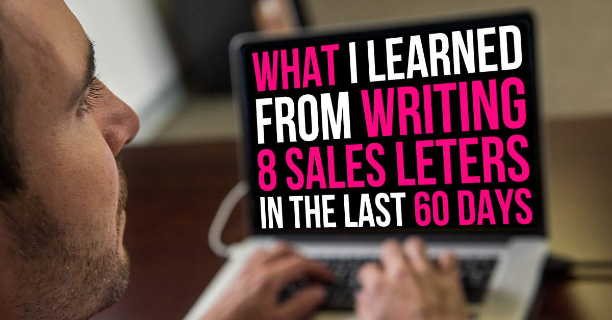 Do You Use An Outline When Writing Long Form Sales Copy?