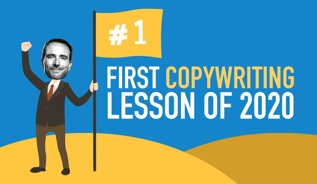 First Copywriting Lesson of 2020