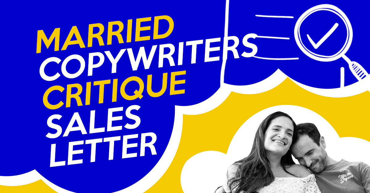 Two Married Copywriters