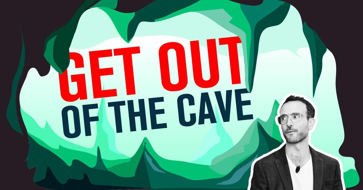 Escaping Plato's Cave…