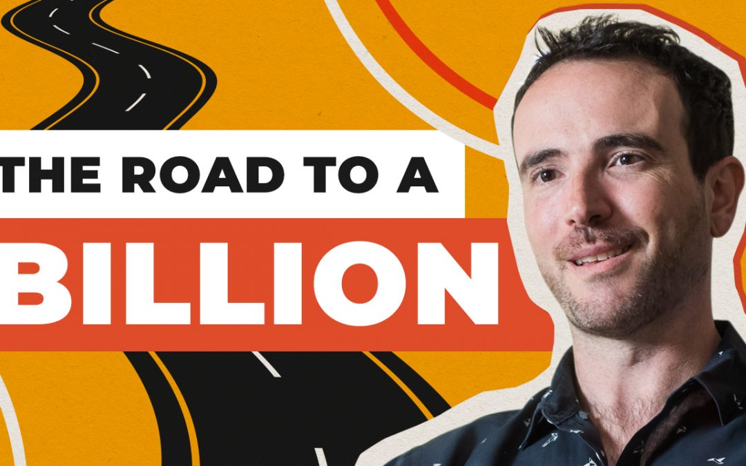 """""""Why Perfection Is The Enemy"""" – The Road to a Billion with Stefan Georgi Episode 2"""
