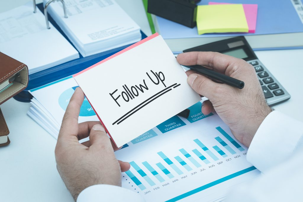 How Many Times Should You Follow Up? (Controversial)