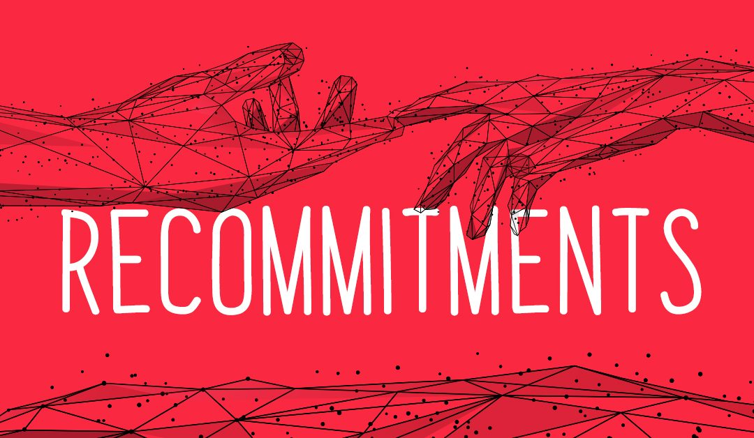 Recommitments