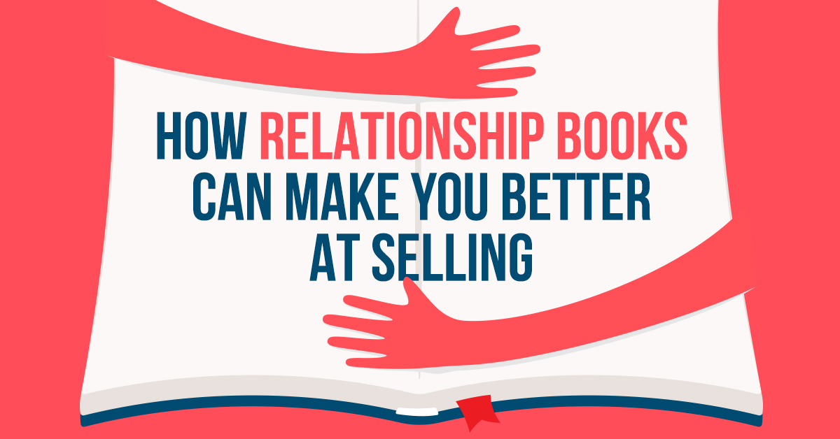 How relationship books can make you better at selling