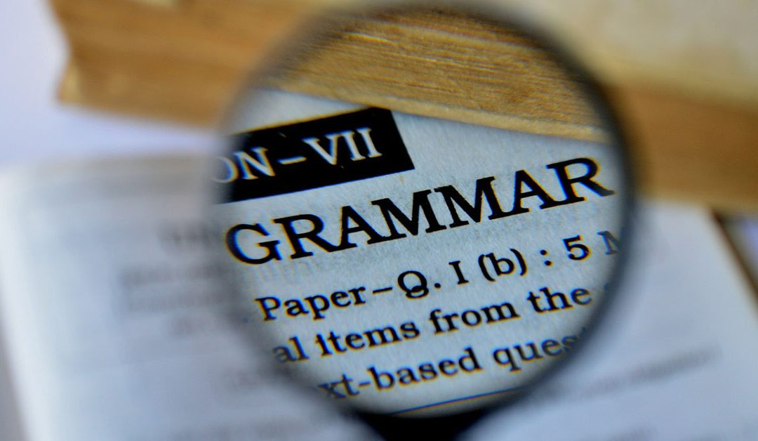 Does Grammar Have to be Perfect in Copywriting?