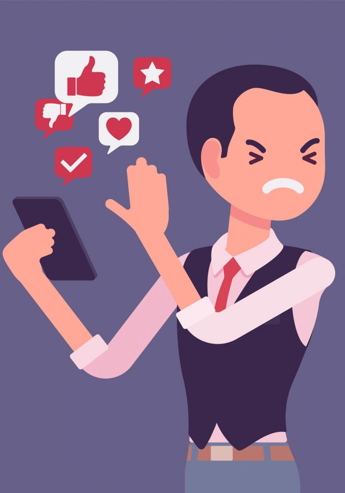Your Facebook arguments are killing you (literally)